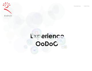 oodoo.co.in screenshot