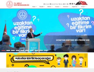ooegm.meb.gov.tr screenshot