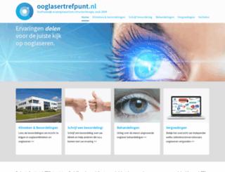 ooglaserklinieken.nl screenshot