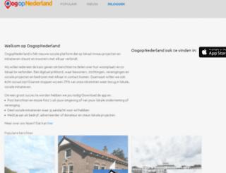 oogopdordrecht.nl screenshot