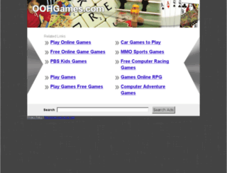 oohgames.com screenshot