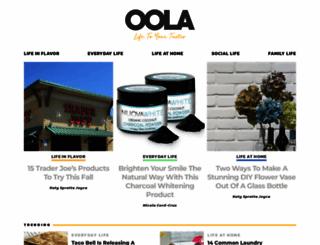 oola.com screenshot