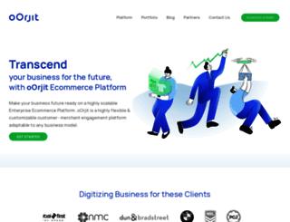 oorjit.com screenshot