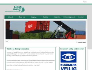 oostboog.nl screenshot