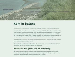 oostersemassage.nl screenshot