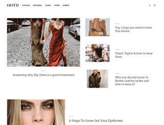 ootdmagazine.com screenshot