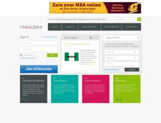 ooxmonitor.com screenshot