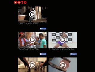 ooyd.com screenshot