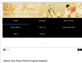 op-base.net screenshot