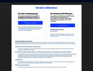 op-marburg.de screenshot
