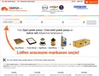 oparca.com screenshot