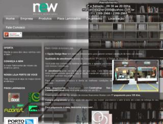 opcaodesignplanejados.com.br screenshot