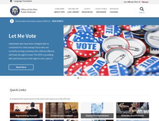 opd.ohio.gov screenshot