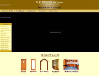 opdoors.com screenshot