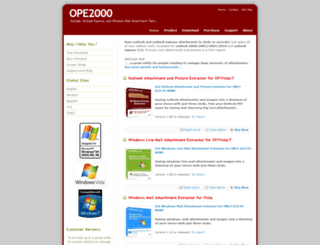 ope2000.com screenshot