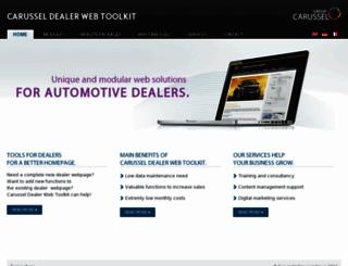 opel.carusseldwt.com screenshot