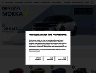 opel.de screenshot