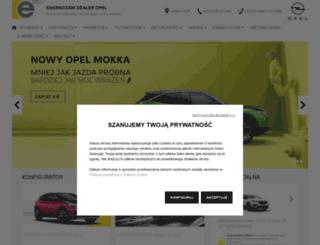 opel.energozam.pl screenshot