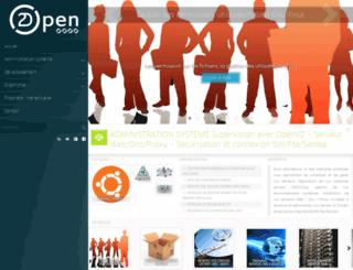 open2d.com screenshot