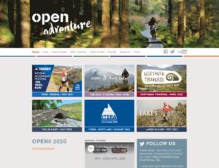 openadventure.com screenshot