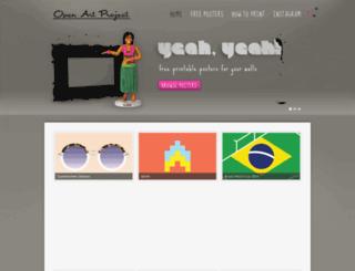 openartproject.com screenshot