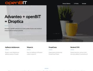 openbit.pl screenshot