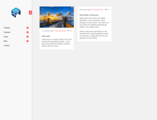 openblog.com screenshot
