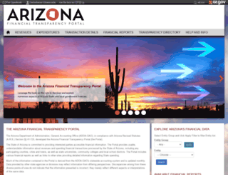 openbooks.az.gov screenshot