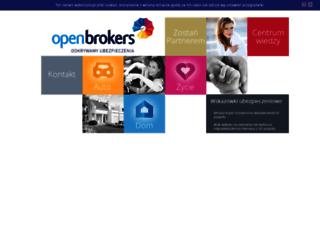 openbrokers.pl screenshot