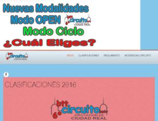 openbttciudadreal.cronomancha.com screenshot