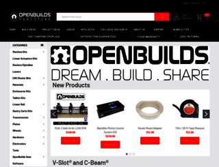 openbuildspartstore.com screenshot