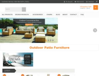 opencart.euroluxpatio.com screenshot