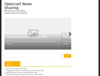 opencart.web.id screenshot