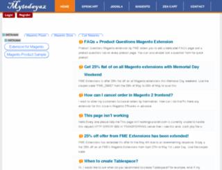 opencartas.com screenshot