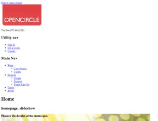 opencirclecorp.com screenshot