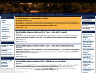 opencloudblog.com screenshot