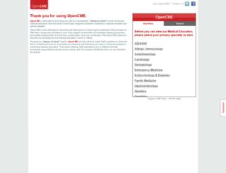 opencme.org screenshot