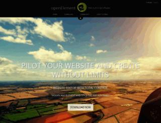 openelement.com screenshot
