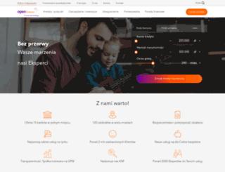 openfinance.pl screenshot