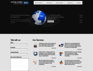 openfirms.com screenshot