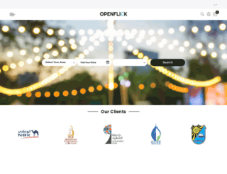 openflick.com screenshot