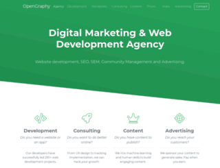 opengraphy.com screenshot