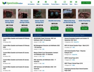 openguideonline.com screenshot