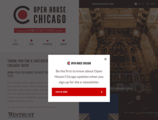 openhousechicago.org screenshot