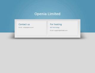 openia.com screenshot