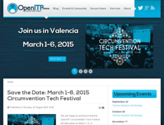 openitp.org screenshot