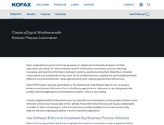 openkapow.com screenshot
