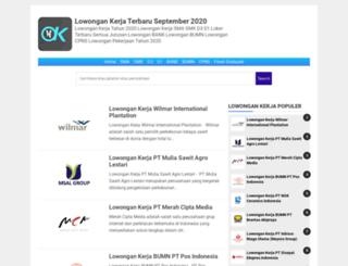 openkerja.com screenshot