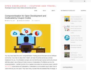 openknowledge.net screenshot