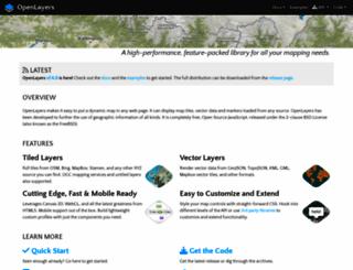 openlayers.org screenshot